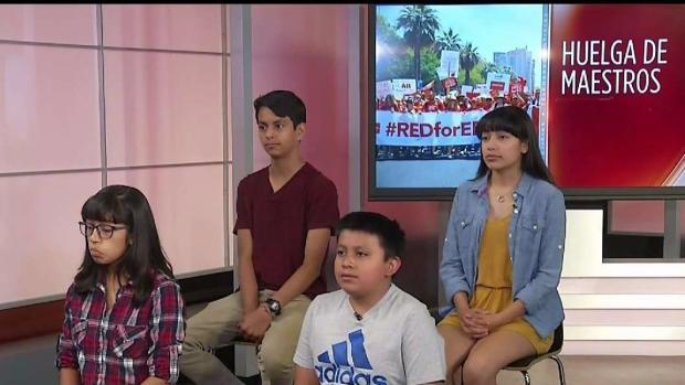[TLMD - AZ] Estudiantes opinan sobre la huelga de maestros