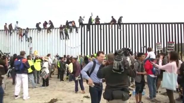 [TLMD - MIA] Mexico inmigrantes frontera EEUU