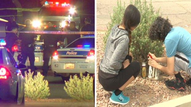 Fotos: Luto por tiroteo y muertes en parque de Phoenix