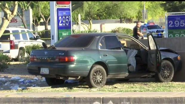 [TLMD - AZ] Glendale: Furia al volante deja dos heridos de bala