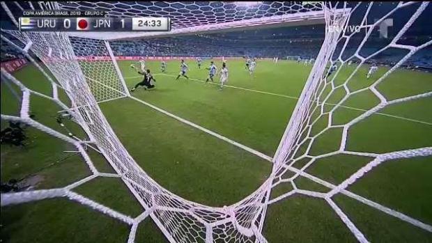 [TLMD - National - LV] Golazo de Japón en contragolpe mortal contra Uruguay