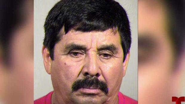 [TLMD - AZ] Hombre acusado por presunto abuso a menor