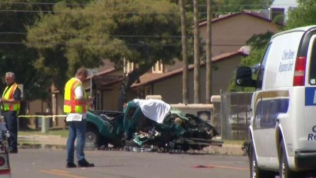 [TLMD - AZ] Identifican a víctimas mortales de choque con camión de