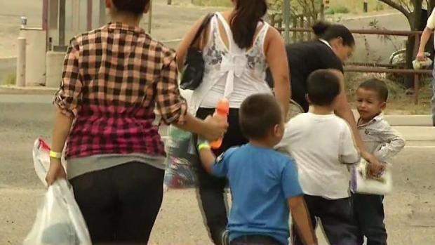 Iglesia abre sus puertas a inmigrantes indocumentados