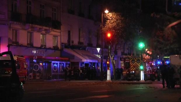 [TLMD - NATL] Imagenes de la toma de rehenes en Paris