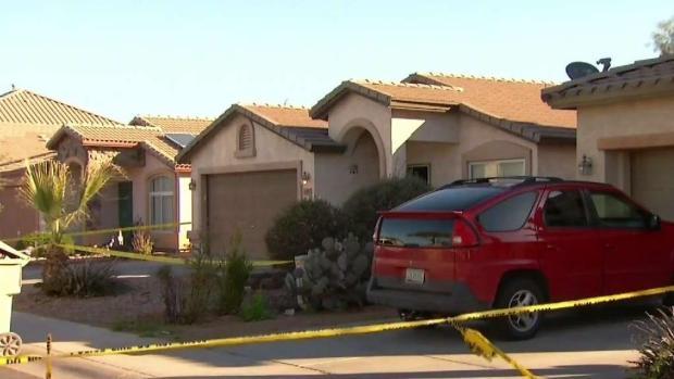 [TLMD - AZ] Investigan homicidio en Buckeye