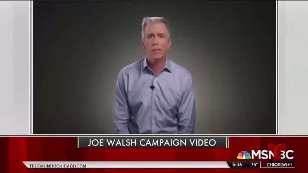 [TLMD - LV] Joe Walsh desafía a Trump a la Casa Blanca