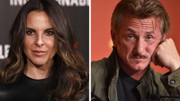 Kate del Castillo confiesa que tuvo sexo con Sean Penn