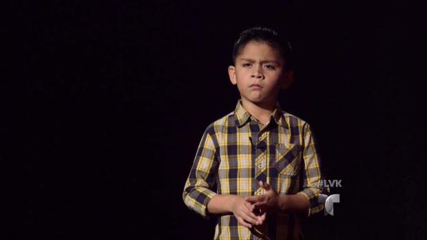 "Los trabalenguas de ""La Voz Kids"""