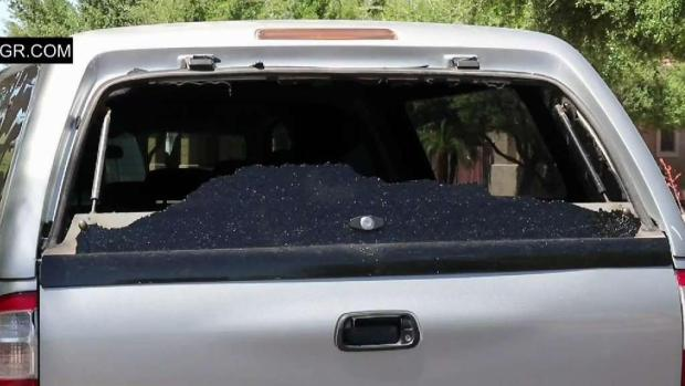[TLMD - AZ] Más de 100 carros vandalizados en Queen Creek
