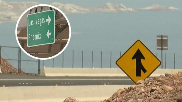 Inauguran I-11 que reduce traslado entre Las Vegas y Phoenix en 30 minutos