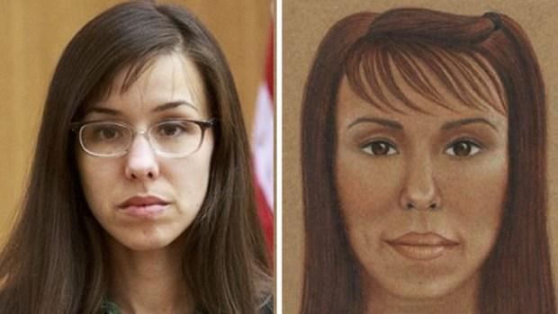 Fotos: Jodi Arias y sus extrañas obras de arte desde la cárcel