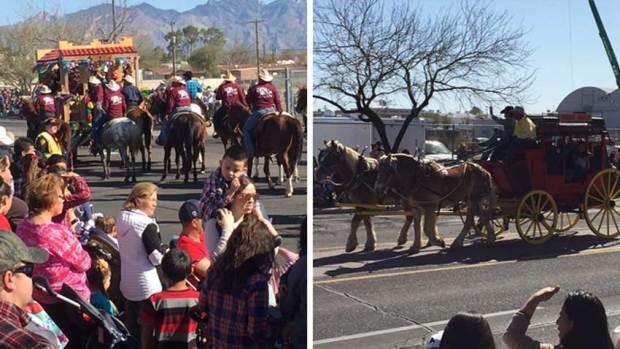 Fotos: Así se vive la Fiesta de los Vaqueros en Tucson (2016)