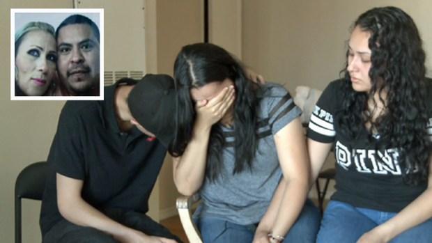 Fotos: Hijos piden respuesta sobre asesinato de madre