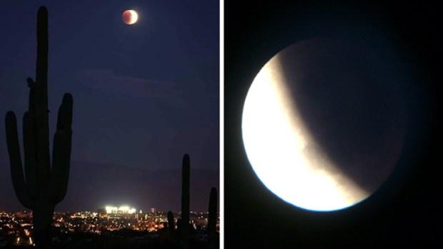 Fotos: Así vio nuestra comunidad el eclipse en Arizona