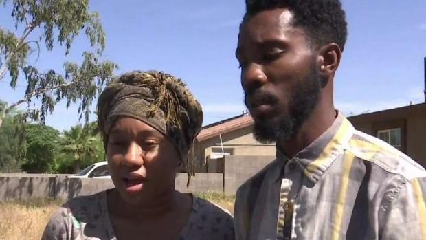 [TLMD - AZ] Padres de niña muerta reaccionan a captura de sospechoso