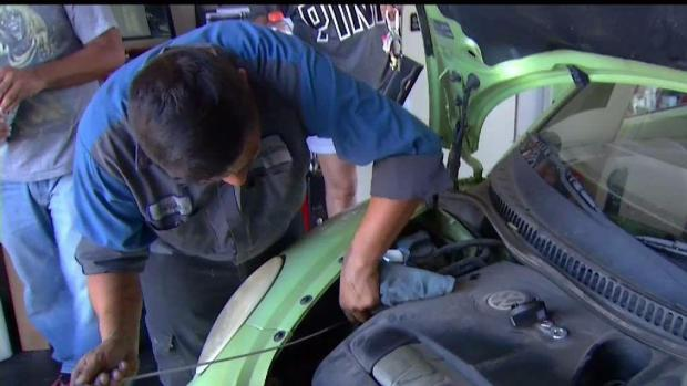 [TLMD - AZ] Proteja su auto del calor