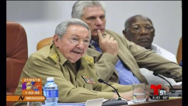 [TLMD - MIA] Raúl Castro reconoce errores en su plan de reformas