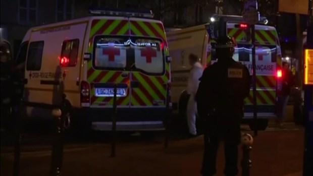 [TLMD - NATL] Restaurante que fue blanco de ataque en Paris