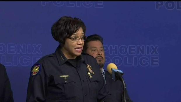 [TLMD - AZ] Revelan informe sobre policías involucrados en tiroteos