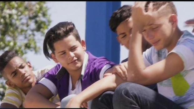 [TLMD - AZ] Síntomas de depresión en adolescentes