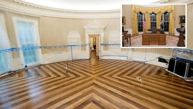 Una amenaza de seguridad desconocida ocasiona confinamiento en la Casa Blanca
