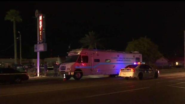 [TLMD - AZ] Tiroteo en un motel en Phoenix deja dos heridos