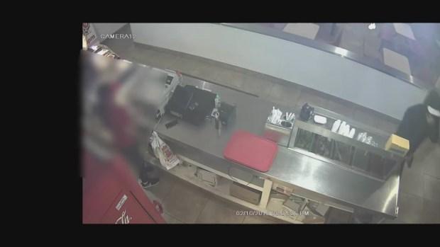 [TLMD - AZ] Buscan a sospechoso de robo a taquería