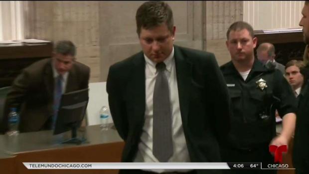 Policía Van Dyke culpable de homicidio en segundo grado