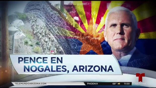 [TLMD - AZ] Piden a Pence quitar alambre de navajas en Nogales