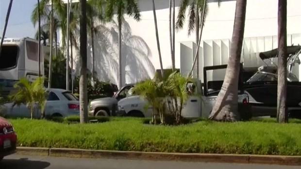 [TLMD - NATL] Cinco muertos en ataque armado en un bar de Acapulco