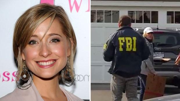 Fiscalía: actriz de TV lidera secta de esclavas sexuales