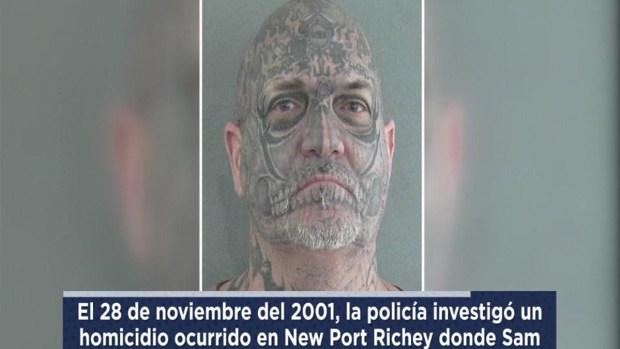 [TLMD - Tampa] Presunto asesino fue arrestado 18 años después de un homicidio