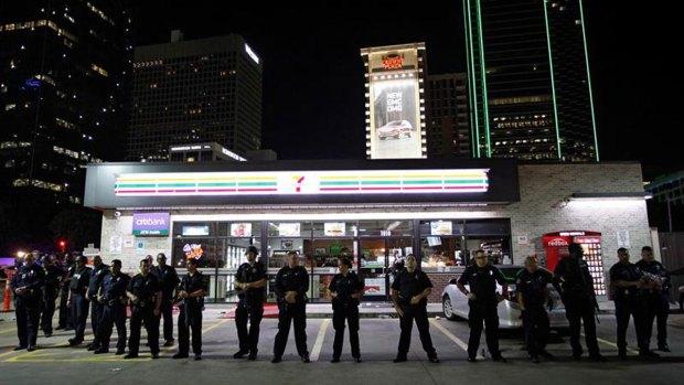 Ataques mortales donde uniformados han resultado víctimas