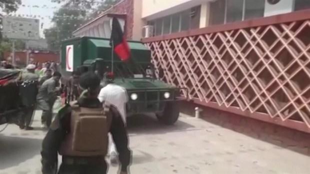 [TLMD - LV] Decenas de heridos tras bombazos en Jalalabad