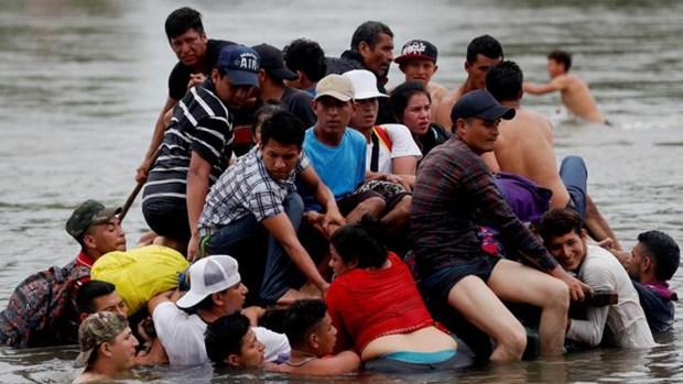 """Calvario migrante: cómo se vive el """"éxodo"""" del dolor"""