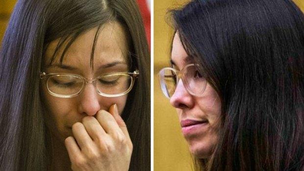 Fotos: Jodi Arias y sus reacciones en la corte