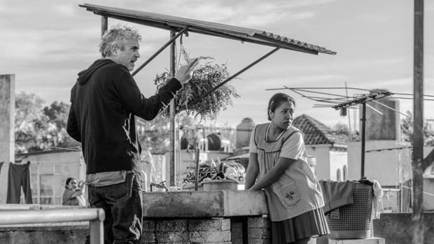 """Cuarón habla de """"Roma"""", su película más íntima"""