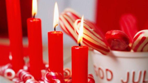 Decoraciones con sabor a Navidad