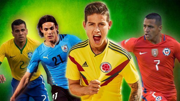 [Copa America - PUBLICADO] ¡Los mejores de la fase de grupos! Este es el once ideal de la Copa América