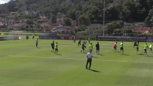 [TLMD - LV] Brasil entrena en Teresópolis de cara a la Copa América