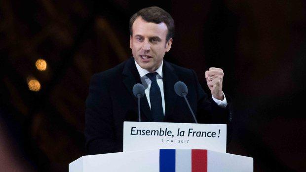 Qué significa para el mundo la victoria de Emmanuel Macron
