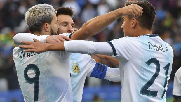 [Copa America] Golazo de Dybala para hacer el segundo de Argentina
