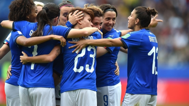 [WWC 2019 - PUBLICADO] Aurora Galli marca uno de los mejores goles del Mundial: imparable