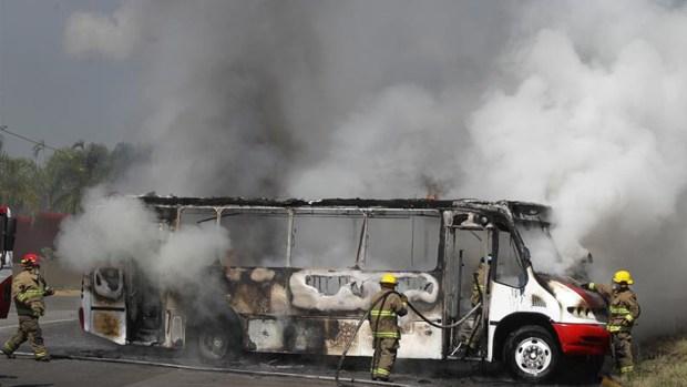 Violenta jornada en Jalisco