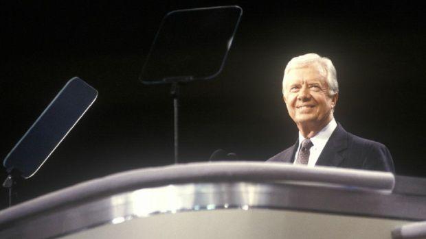 Video: Expresidente Carter anuncia que tiene cáncer