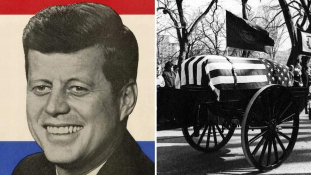 Kennedy: el enigma de su trágica muerte