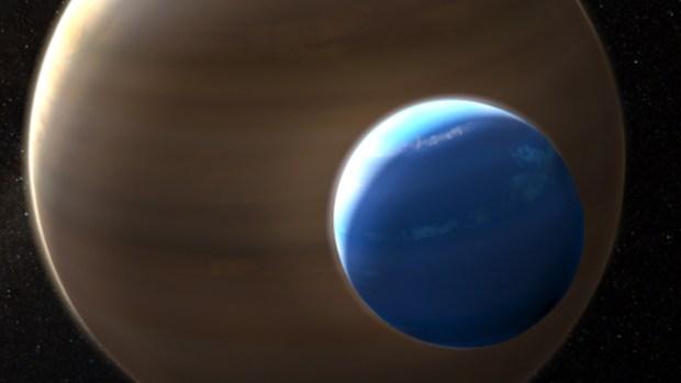 El Cosmos profundo: ¿Una luna fuera del sistema solar?