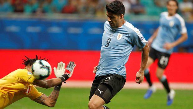 [TLMD - NATL] Tercero anulado: Uruguay sigue sin poder marcar contra Perú
