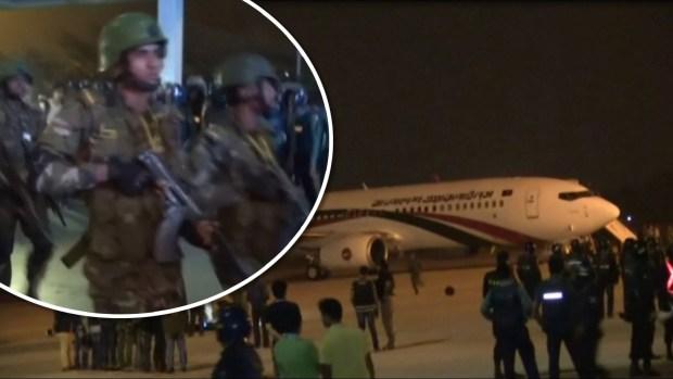 [TLMD - NATL] Hombre intenta secuestrar avión con 142 pasajeros